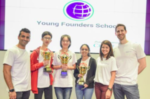 YFS and MIT: Inspiring young entrepreneurs