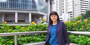 由外到內再到外 為初創搭橋 - 專訪香港投資推廣署初創企業主管陳幗貞