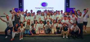 Credit Suisse-Sponsored Young Founders School Launches First Ever Entrepreneurship Bootcamp In Cantonese For Secondary School Students