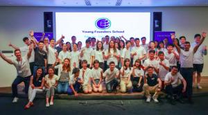 瑞信赞助Young Founders School,首度为香港中学生推出粤语创业训练营